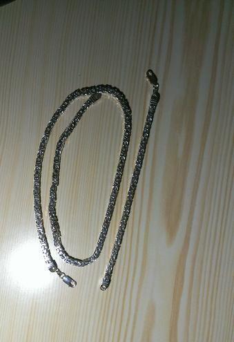 bae7af3ca Strieborné reťiazky královský vzor 925/1000 - Šperky Šaľa - Na ...